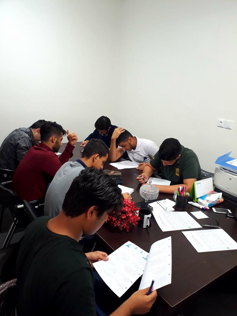کلاس مشاوره و برنامه ریزی کنکور در اهواز